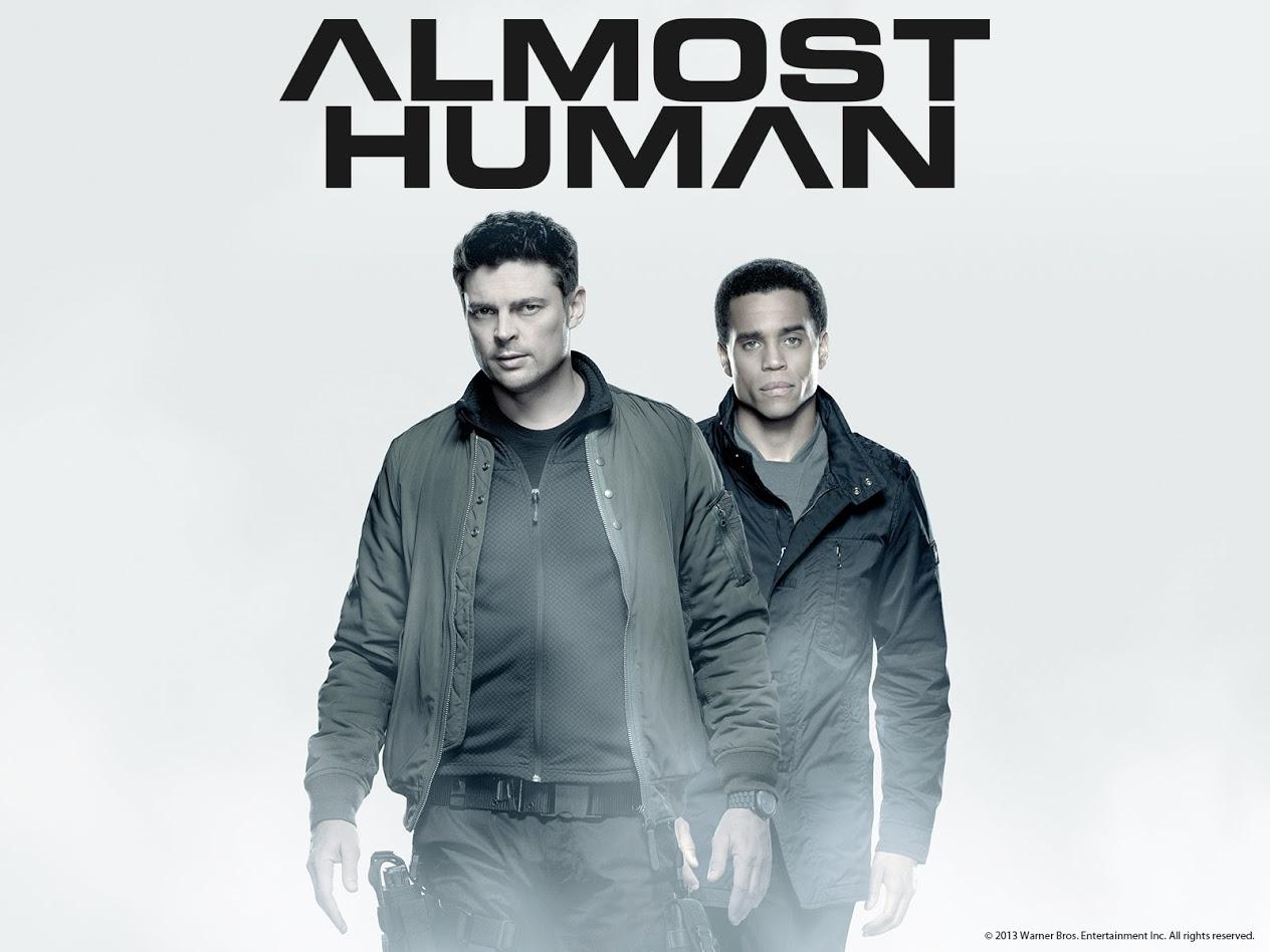 ALMOST HUMAN   Poster Promozionali Prima Stagione / Season ...