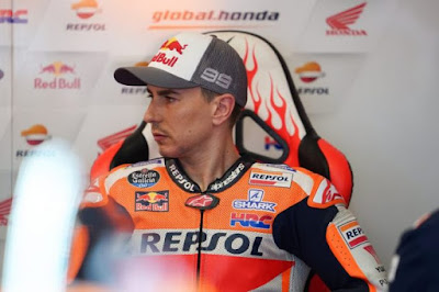 Jorge Lorenzo Misano 2019