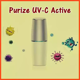 Purize UV-C Active aparat de purifcare si sterilizare cu ultraviolete