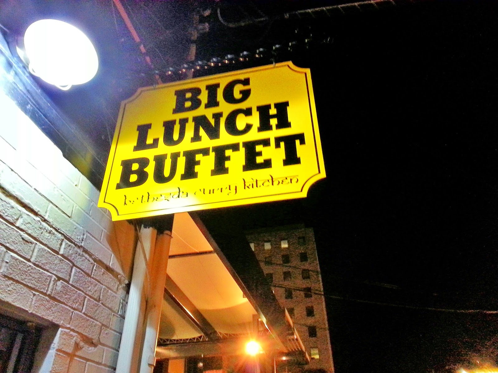 Ritz Camera Bethesda Curry Kitchen Touts Big Lunch Buffet Photos