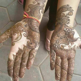 New-and-simple-traditional-eid-mehndi-design-for-hands-8