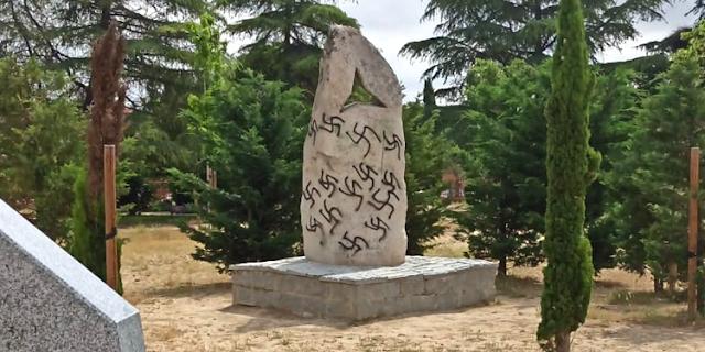 Monumento Brigadas Internacionales de  Móstoles