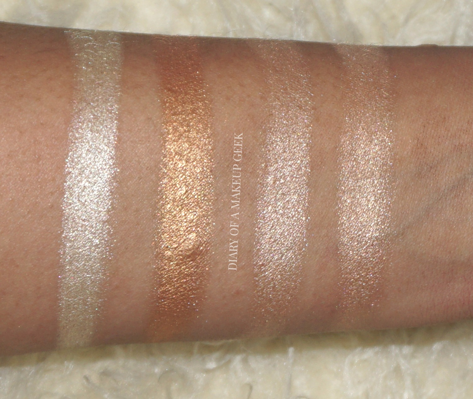Extra Dimension Skinfinish by MAC #13