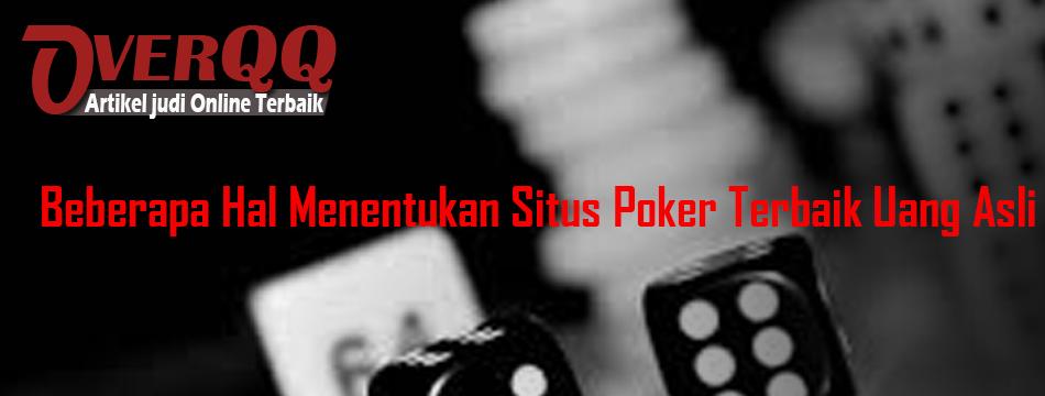 Situs Poker QQ Online