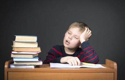 Sleep while reading