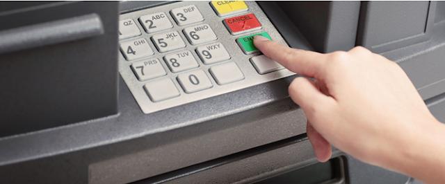 Tiket Pesawat dan ATM