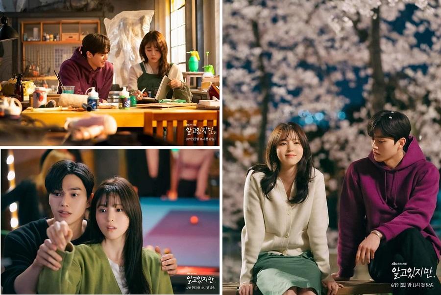 Ending Drama Nevertheless 2021 Song Kang Han So Hee