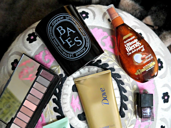 MONTHLY FAVOURITES: DECEMBER 2016