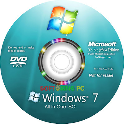 Windows 7 All In One ISO 2020 Latest Version Free Download