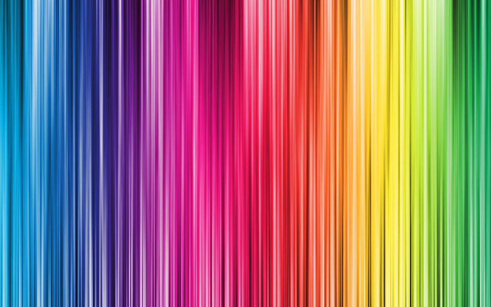 Fondo De Pantalla Abstracto Barras De Colores: Fondo De Pantalla Abstracto Barra Multicolor