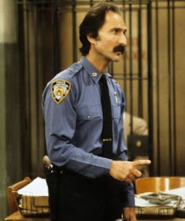 ancient tv history: a gay cop on barney miller