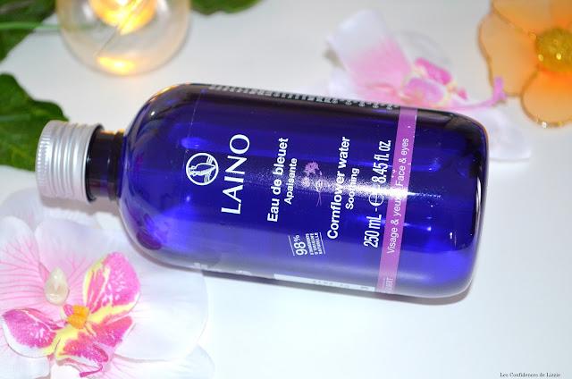 eau florale de bleuet - hydrolat de bleuet - l'eau de bleuet et les yeux - acné - naturel - soin naturel - cernes - anticerne naturel