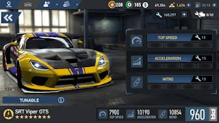 Need for Speed No Limits Mod Apk Versi Terbaru