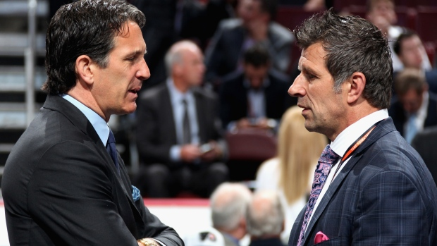 Shanahan and Bergevin NHL Trade Talk