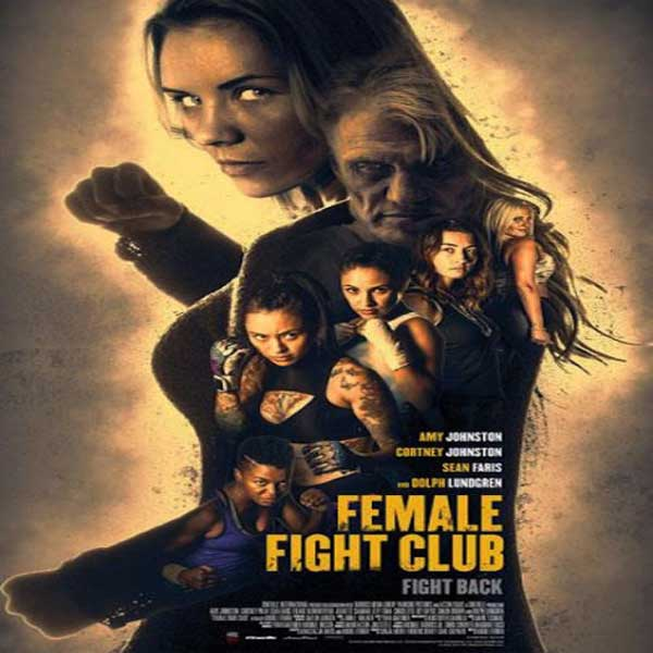 Female Fight Squad, Female Fight Squad Synopsis, Female Fight Squad Trailer, Female Fight Squad Review, Poster Female Fight Squad