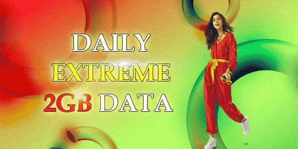 Jazz Daily Internet Package Extreme Bundle