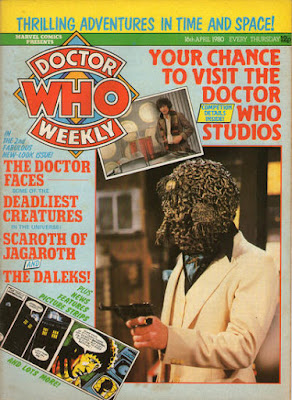 Doctor Who Weekly #27, Scaroth of Jagaroth