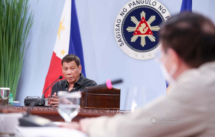Duterte retains ECQ in 4 areas, extends GCQ with heightened restrictions in NCR