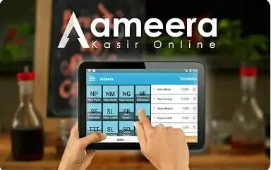 Ameera Kasir Online Terbaru