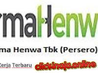 Lowongan Kerja Terbaru PT Darma Henwa Tbk (Persero)