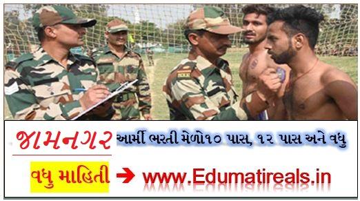 Jamnagar Army Bharti Melo