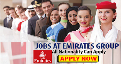 Latest Job Vacancies in Emirates Group
