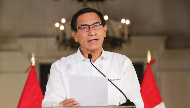 Martín Vizcarra pide investigación sobre audios