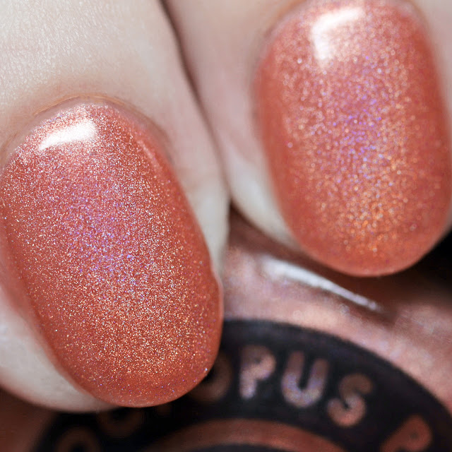 Octopus Party Nail Lacquer Dal