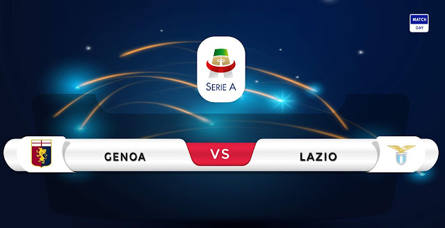 Genoa vs Lazio Prediction & Match Preview