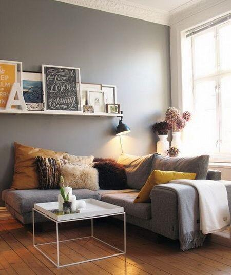 Decoraci n de paredes en habitaciones - Decoracion de paredes de dormitorios ...