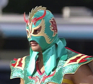 WCW HOG WILD 1996 REVIEW - Ultimo Dragon Challenged Rey Mysterio Jr. for the Cruiserweight title