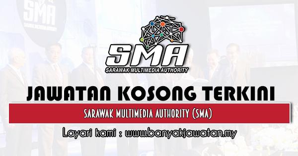 Jawatan Kosong 2021 di Sarawak Multimedia Authority (SMA)