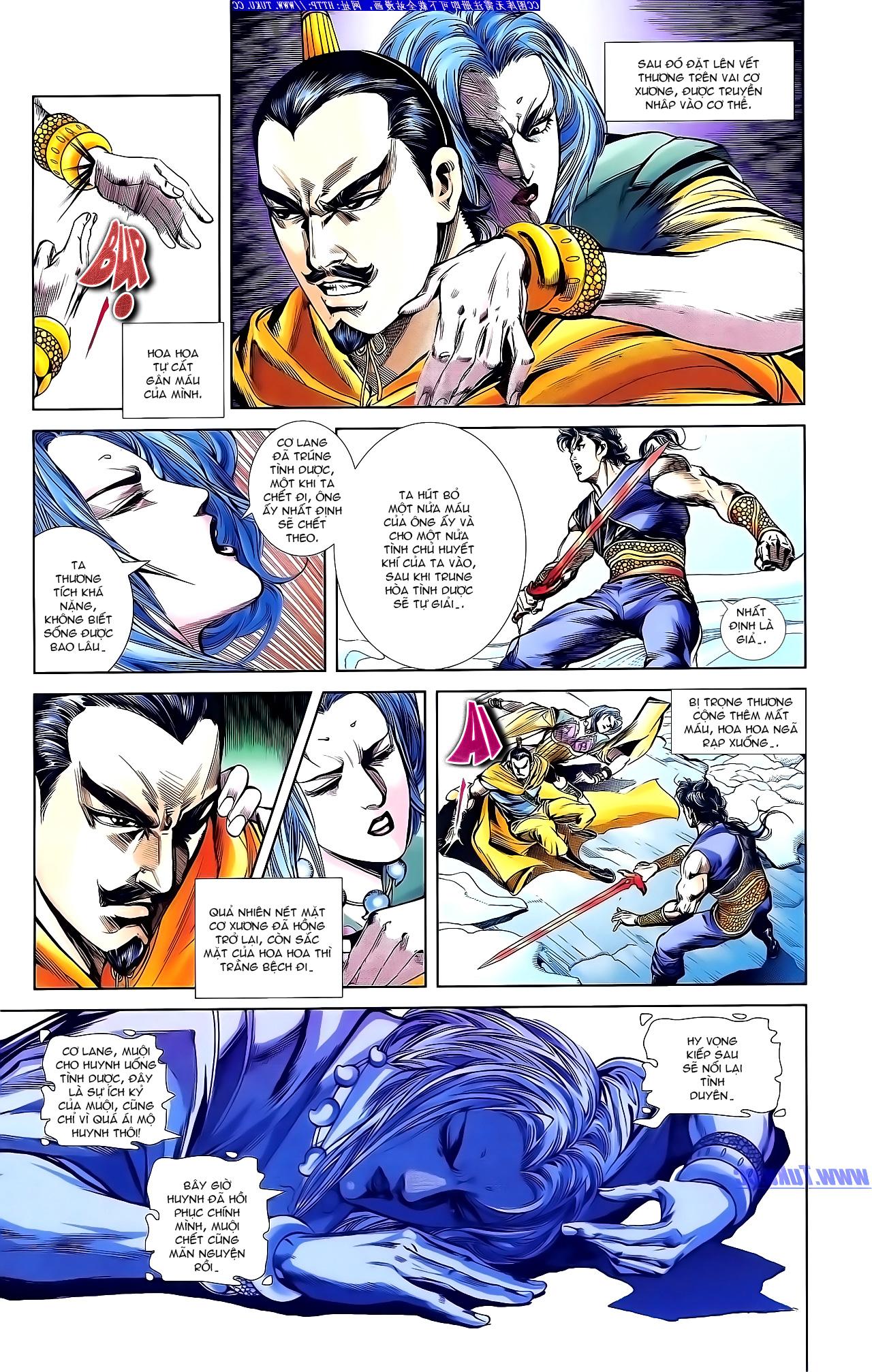 Cơ Phát Khai Chu Bản chapter 144 trang 5