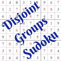 Disjoint Groups Sudoku