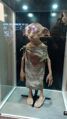 Reproducción a tamaño real de Dobby