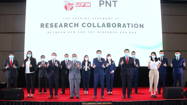 Research Collaboration,   Universiti Putra Malaysia, PNT Research, Functional Ingredients, Dr Fadzlie Wong Faizal Wong, Lee Bin Hao, Lifestyle