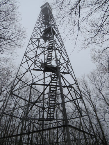Udell Hills Fire Tower