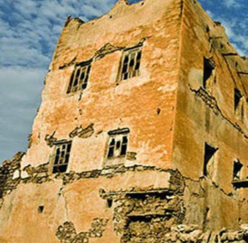 ملامح البيت العماني القديم