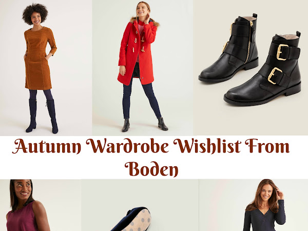 Autumn Wardrobe Wish List From Boden