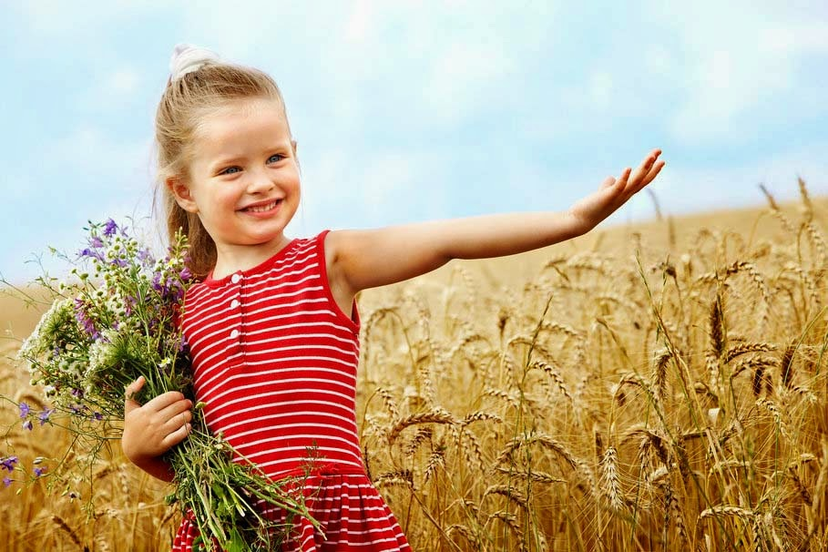 cute-little-girl-wheat-field-bouquet-baby
