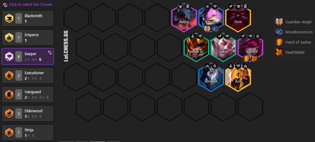 6 guardians