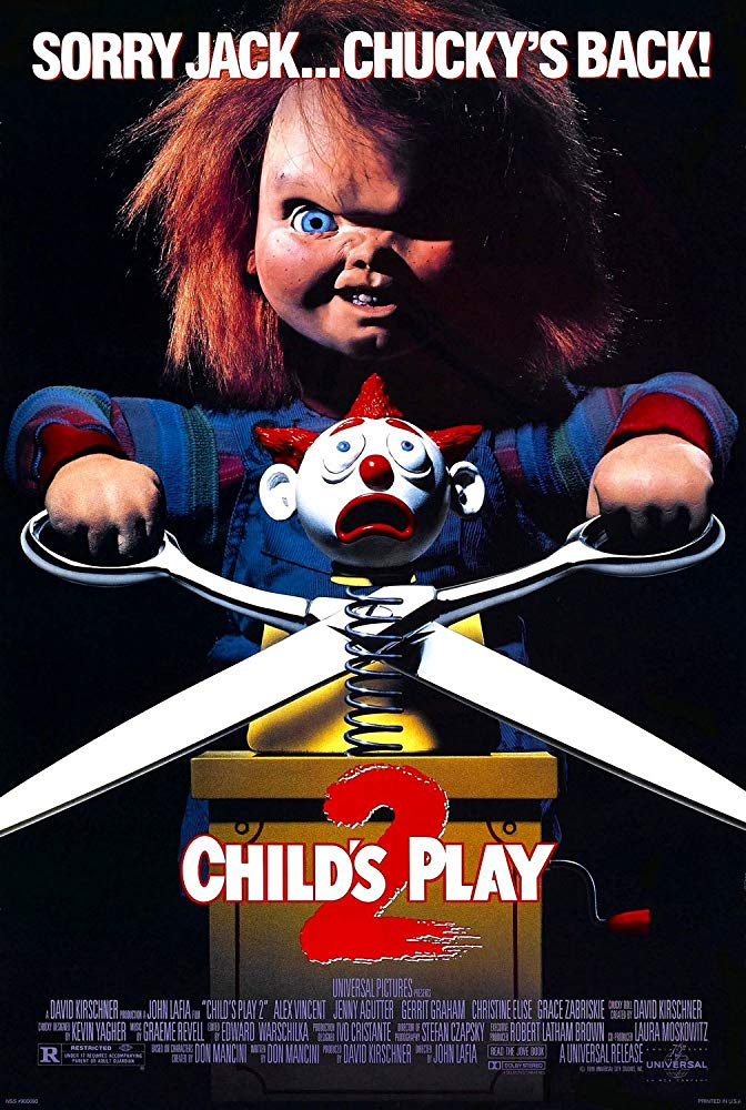 "Movie Review: ""Child's Play 2"" (1990)"