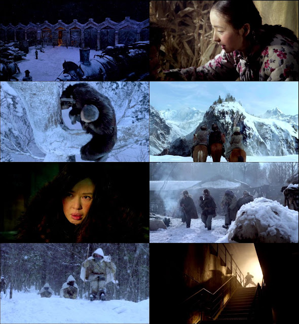 The Taking Of Tiger Mountain 2014 Dual Audio 720p BluRay