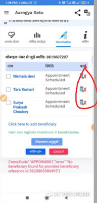 How To Cancel Covid-19 Vaccine Appointment