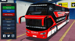 Bussid Bus Avante D2 Ceper