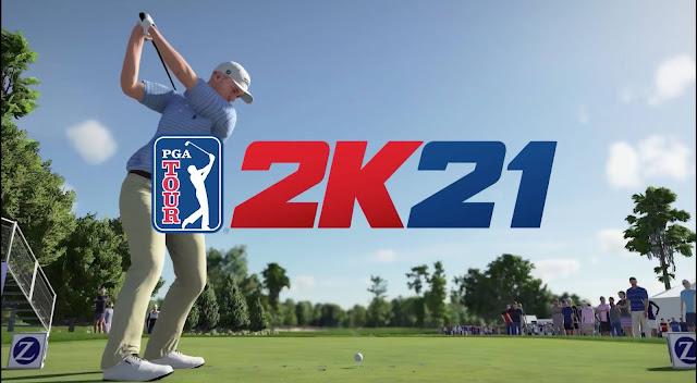 PGA TOUR 2K21 تحميل مجانا