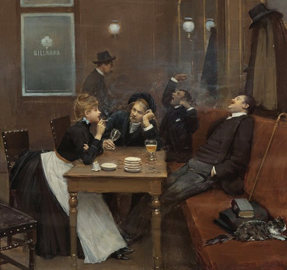 Il mondo di Mary Antony: Jean Béraud (1849-1936)