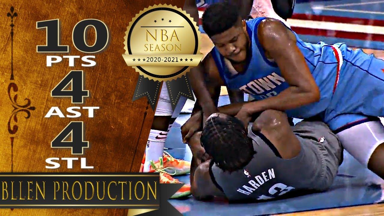 Justin Patton 10pts 6reb 4stl vs BRK   March 3, 2021   2020-21 NBA Season