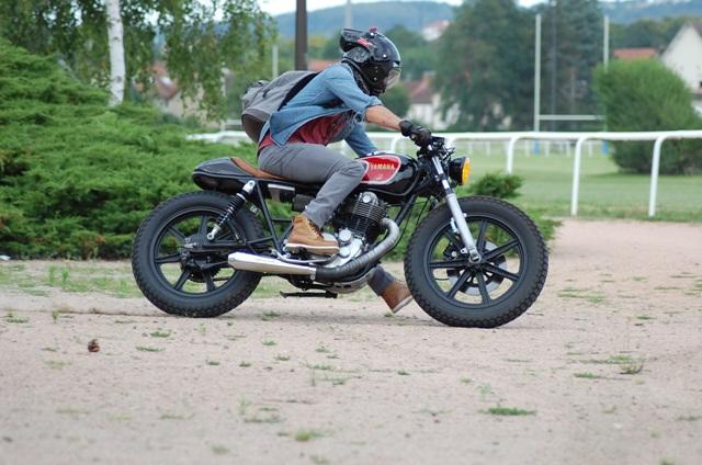 Yamaha SR 400, Kembalikan Legenda Laki Sejati