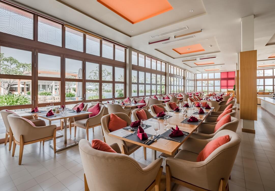 Nhà hàng AQUA BEACH CLUB - FLC Luxury Hotel Sầm Sơn